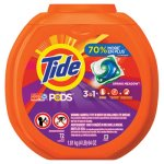 Tide Liquid Laundry Detergent Pods, Spring Meadow, 72 Pods/Pack (PGC50978)