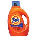 Tide Liquid Laundry Detergent, Original Fresh Scent, 100 oz Bottle (PGC40218EA)