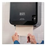 Pacific Blue Ultra Paper Towel Dispenser, Manual, Black (GPC59589)