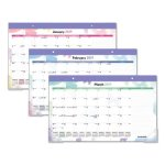 at-a-glance-watercolors-2020-monthly-deskpad-calendar-1775x10875-aagsk91705