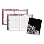 At-A-Glance Floradoodle Professional Week/Month Planner, 2021 (AAG589905)