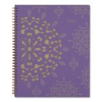 At-A-Glance Vienna Weekly/Monthly Appointment Book, Purple, 2021 (AAG122905)