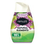 Renuzit Adjustables Air Freshener, Pear & Lavender, 12 Cones (DIA05362CT)