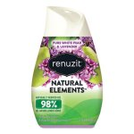 Renuzit Adjustables Air Freshener, Pure White Pear & Lavender, 7-oz (DIA05362EA)