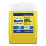 Dawn Manual Pot & Pan Dish Detergent, Lemon Scent, 5 Gallon Pail (PGC70682)