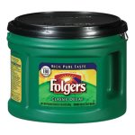 folgers-coffee-classic-roast-decaffeinated-ground-22-3-5-oz-can-fol00374ea
