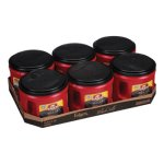 folgers-coffee-black-silk-242-oz-canister-6-carton-fol20540ct
