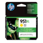 HP 951XL, (CN048AN) High Yield Yellow Original Ink Cartridge (HEWCN048AN)