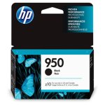 HP 950, (CN049AN) Black Original Ink Cartridge, 1 Each (HEWCN049AN)