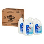 Clorox Clean-Up Disinfecting Cleaner w/Bleach, 4 Gallons (CLO35420CT)