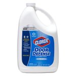 Clorox Odor Defense Air/Fabric Spray, Clean Air, 4 - 1 Gal Bottles (CLO31716)