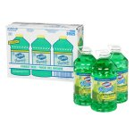 clorox-multi-purpose-cleaner-forest-dew-scent-3-175-oz-bottles-clo31525