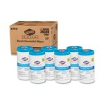 clorox-germicidal-healthcare-bleach-wipes-6-canisters-clo35309ct