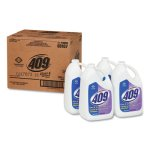 Formula 409 Glass & Surface Cleaner, 1 gal Bottle, 4/Carton (CLO03107CT)