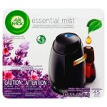 Air Wick Essential Mist Starter Kit, Lavender and Almond, 0.67-oz (RAC98576KT)