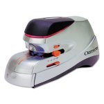 Swingline Optima Electric Stapler, 70-Sheet Capacity, Silver (SWI48210)