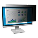 "3M Blackout Frameless Privacy Filter for 20.1"" WS LCD Monitor (MMMPF201WB)"