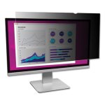 "3m High Clarity Privacy Filters for 27"" WS LCD, 16:9 Aspect Ratio (MMMHC270W9B)"