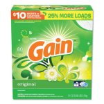 Gain Laundry Detergent Powder, Original Scent, 3 Boxes (PGC84910)