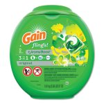 Gain Flings Laundry Detergent Pods, Original Scent, 72 Pods (PGC86792EA)