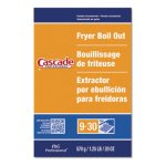 Cascade Fryer Boil Out Concentrated Powder, 5.3-lb Box, 6 Boxes (PGC59097)