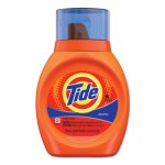 Tide Liquid Laundry Detergent, Original, 6 Bottles (PGC13875CT)