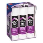 Avery Purple Application Permanent Glue Stics, 1.27 oz, 6/Pack (AVE98071)