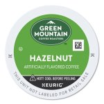Green Mountain Coffee Hazelnut Coffee K-Cups, 96/Carton (GMT6792CT)