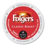 Folgers Gourmet Selections Classic Roast Coffee K-Cups, 96/Carton (GMT6685CT)