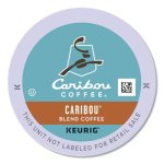 Caribou Coffee Caribou Blend, Medium Roast, 24 K-Cups (GMT6992)