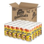 Bounty Essentials Full Sheet Paper Towels, 2-Ply, 40/Roll, 30 Rolls (PGC74657)