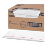 Wypall X50 Food Service Wipers, HYDROKNIT, White, 200 Wipers (KCC06053)