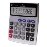 Innovera 15925 Portable Minidesk Calculator, 8-Digit LCD (IVR15927)