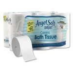 Angel Soft Compact Coreless 2-Ply Toilet Paper, 12 Rolls (GPC1937300)