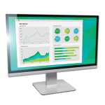 "3M Anti-Glare Flatscreen Monitor Filters for 24"" Widescreen LCD (MMMAG240W9B)"