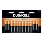 Duracell AA Batteries w/ Duralock Technology, 20 Batteries (DURMN1500B20)