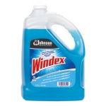 Windex Glass & Surface Cleaner, 1 Gallon, 4 Bottles (SJN696503)