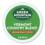 Green Mountain Vermont Country Blend, Medium Roast, 24 K-Cups (GMT6602)