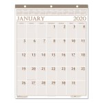 doolittle-monthly-wall-calendar-leatherette-binding-20-x-26-2020-hod380