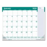 House Of Doolittle Express Track Monthly Calendar, 22 x 17, 2021-2020 (HOD148)