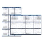 Doolittle Academic Laminated Reversible Wall Calendar, 2020-2021 (HOD395)