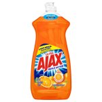 Ajax Dish Detergent, Liquid, Orange Scent, 28 oz Bottle (CPC44678EA)