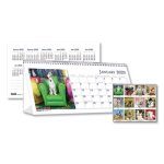 House Of Doolittle Recycled Puppy Photos Desk Tent Calendar, 2021 (HOD3659)