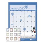 house-of-doolittle-100-recycled-seasonal-calendar-12-x-16-1-2-2020-hod339