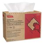 Cascades Pro Tuff-Job High Performance Wipes, 176 Wipes/Box, 10 Boxes (CSDW511)