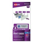 avery-the-mighty-badge-inkjet-silver-4-holders-32-inserts-ave71201