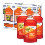 Pine-sol All-Purpose Cleaner, Orange Energy, 144 oz Bottle, 3/Carton (CLO41772CT)
