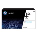 HP 89A, (CF289A) Black Original LaserJet Toner Cartridge (HEWCF289A)
