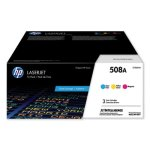 hp-508a-cf360am-3-pack-cyan-magenta-yellow-original-laserjet-toner-cartridges-hewcf360am