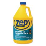 Zep Commercial High Traffic Floor Polish, 1 gal Bottle (ZPEZUHTFF128EA)